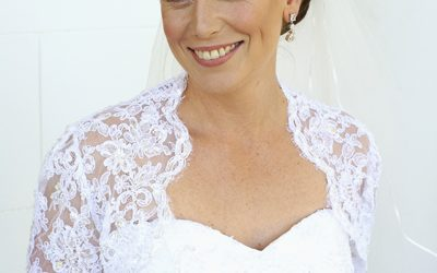 Achieving flawless, radiant wedding day makeup